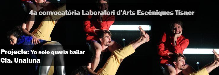 Unaiuna companyia, dansa, dramatúrgia
